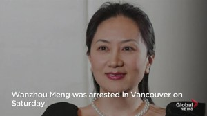 Huawei's chief financial officer arrested in Vancouver