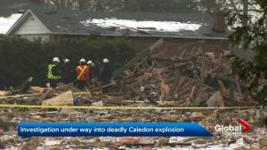 Investigation under way into deadly Caledon house blast