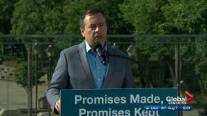 Premier Kenney highlights UCP's first 100 days in office