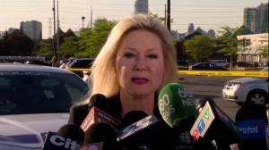 'Not the Mississauga I know': Mayor vows to bring culprits to justice (00:41)