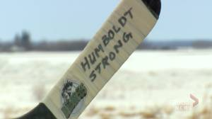 Saskatchewan's Hunter Brothers deliver poignant musical tribute to Humboldt Broncos