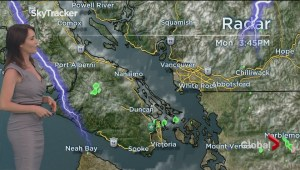 BC Evening Weather Forecast: Jun 4