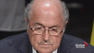 FIFA's Sepp Blatter now the focus of criminal investigation