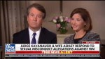Brett Kavanaugh's wife says she 'feels badly' for Christine Blasey Ford, family