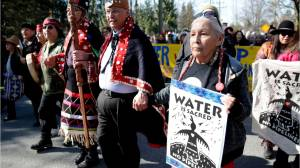 Federal government won't appeal Trans Mountain ruling