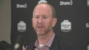 Dickenson says injured Stampeders have supported their teammates
