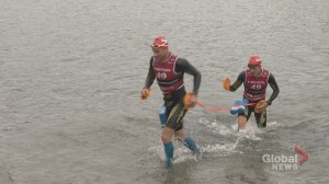 Calgary duo complete world-famous Otillo Swimrun in Sweden