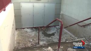 Quick thaw causes water damage at Edmonton schools