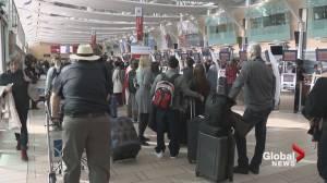 Air Canada delays cause major frustration at YVR