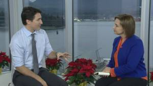 Prime Minister Trudeau weighs in on economy
