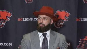 Quarterback Mike Reilly plans to finish career with BC Lions