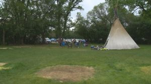 Protesters evicted from camp by Regina police early Friday morning