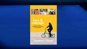 Love and Courage: Jagmeet Singh's new book