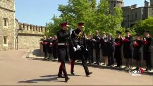 Royal Wedding: Prince Harry, William arrive at Windsor Castle