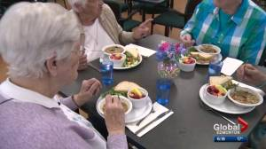 Nutrition and starvation big issues for Alberta Seniors Week