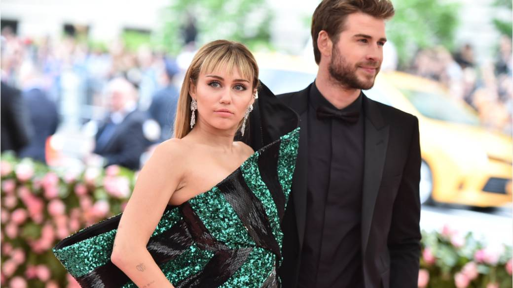 Miley Cyrus Liam Hemsworth Split After Being Married Less Than A Year National Globalnews Ca