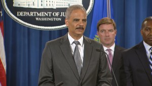 US Attorney General will stand with people of Ferguson