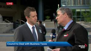 Calgary councillors debate business property taxes