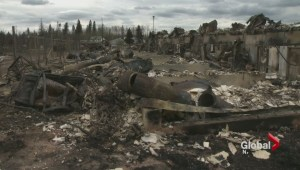 Fort McMurray wildfire: First views of devastated neighbourhoods