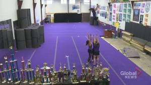 Saint-Leonard cheerleading club forced to call it quits