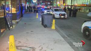 Spike in gun-related homicides in Toronto