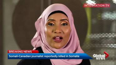26 killed, including Somali-Canadian journalist, in siege on