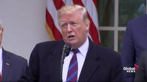 Trump: Children are the biggest beneficiaries of my border policy