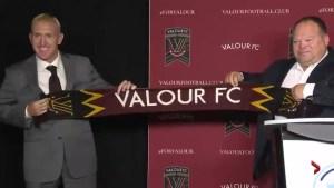 Rob Gale announced as Head Coach of Valour FC