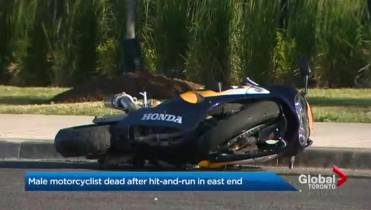 A preventable collision': Male motorcyclist in his 50s dead after
