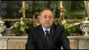 Scotland's First Minister steps down after losing independence vote