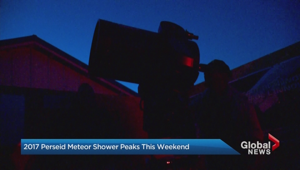 LOOK UP: Geminid meteor shower to light up December sky