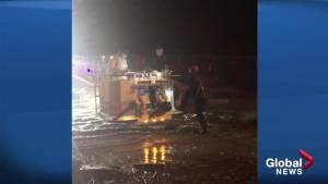 Kelowna Fire Department Rescue (02:27)