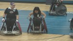Wheelchair rugby tournament
