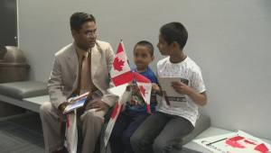Emotional ceremony as Okanagan immigrants take citizenship oath