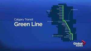 Calgary City Council approves final route for next leg of Green Line LRT (01:47)