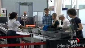 Enhanced security screening begins for all flights headed to the U.S.
