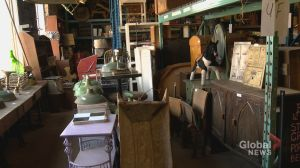 Toronto prop shop goes to auction
