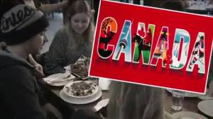 What's Canadian food anyway? (02:21)