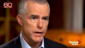 Andrew McCabe ordered probes because he was 'troubled' by Trump's ties to Russia