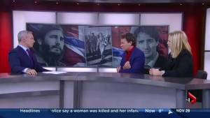 Did Justin Trudeau damage Canada's reputation with his statement on Castro?