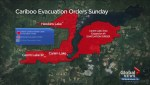 Poor air quality in western Alberta, capital region Sunday due to smoke