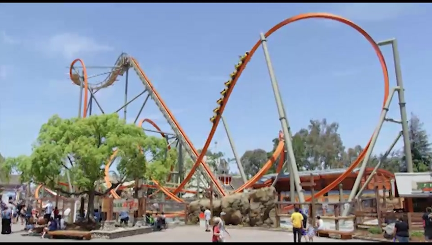 Canada S Wonderland To Unveil World Record Breaking Roller