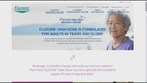 Questions about new 'double dose' flu shot
