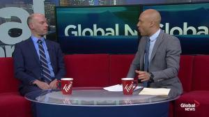Ipsos spokesperson discusses Alberta election poll