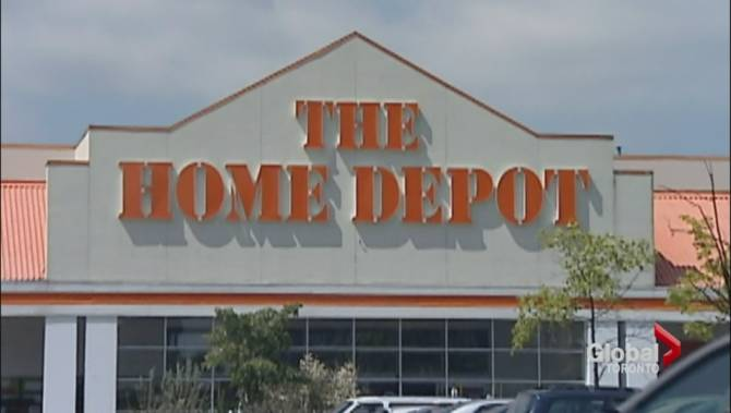 Biggest Home Depot In Montreal