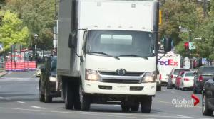 Montreal imposes safety regulations for trucks