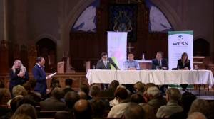 Mayoral candidates climate change action plans