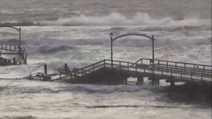White Rock Mayor says iconic pier will be back