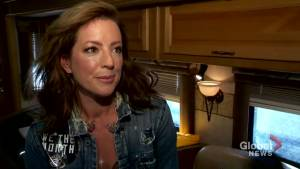 NBA Finals: Sarah McLachlan says she's excited to be 'part of making history' in Game 6