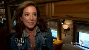 NBA Finals: Sarah McLachlan talks singing 'O Canada' at Game 6, says game is 'very uniting'